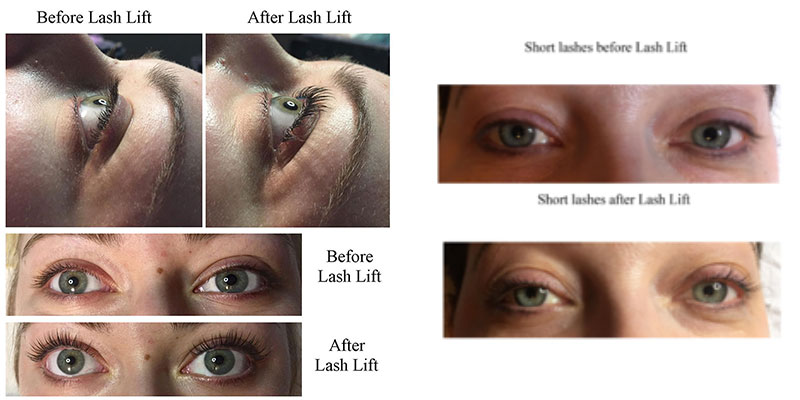 Eyelash Lift En Vogue Day Spa Gift Studio