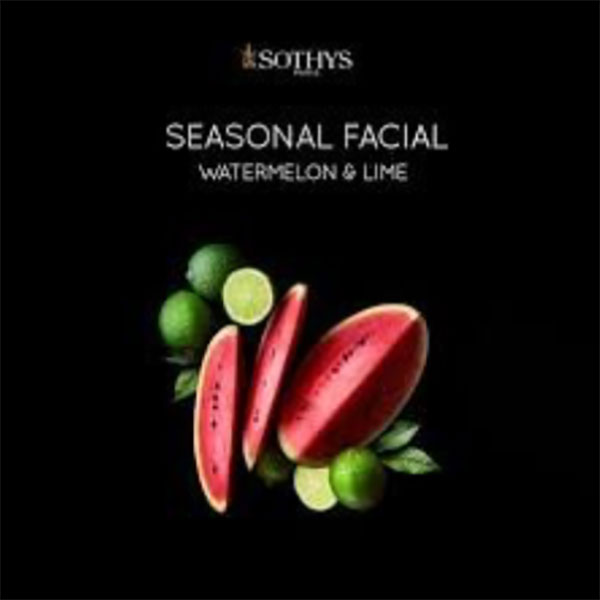 seasonal facials