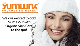 yum gourmet skin care